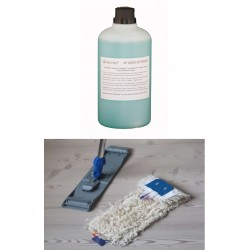 Kit Saving: DC099 Clean & care Element 7 metal floors, starter or restricted area floor  (DC)