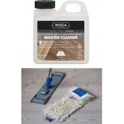 Kit Saving: DC014 Clean lacquered or varnished floors (E7 IT CP & AE), starter  (DC)