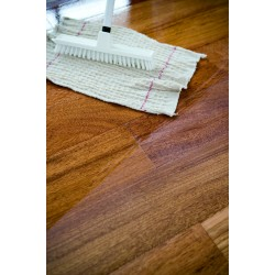 Kit Saving: DC030 (c) Commission a classic oiled wood floor (natural Woca Maintenance Oil) floor, work by hand, 16 to 35m2  (DC)