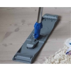 DC Breakframe Flat Mop and Handle 40cm  (exc. mop head) A025 (DC)