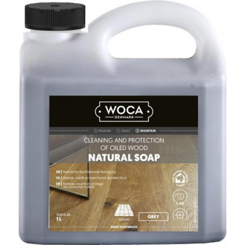 Woca Natural Soap Grey 1L 511410AA  (DC)