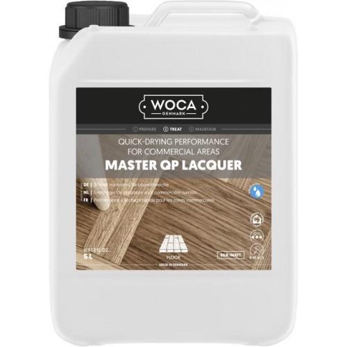 Woca Master QP Lacquer, Silk-Matt, glanz 20, 5L, 690131AA  (HA)
