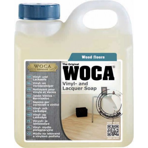 Woca Master Cleaner (formerly Vinyl Laminate & Lacquer Soap) 1L 684510AA  (DC)
