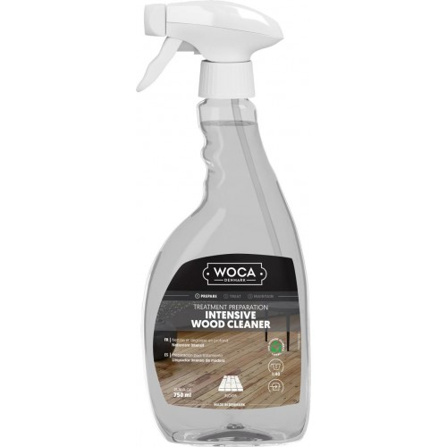 Woca Intensive Wood Cleaner Spray 0.75L 551500a (DC)